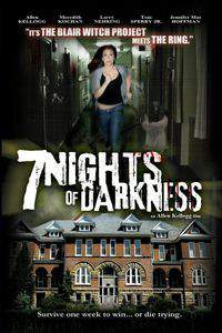 7 Nights of Darkness main cover