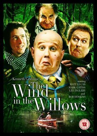 The Wind in the Willows main cover