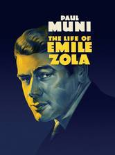 the_life_of_emile_zola movie cover