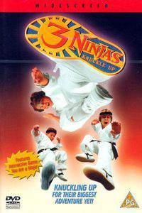 3 Ninjas Knuckle Up main cover