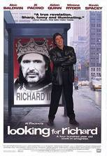 looking_for_richard movie cover