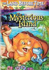 the_land_before_time_v_the_mysterious_island movie cover