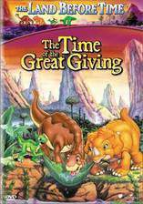 the_land_before_time_iii_the_time_of_the_great_giving movie cover