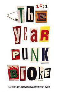 1991: The Year Punk Broke main cover