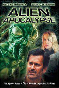 Alien Apocalypse main cover