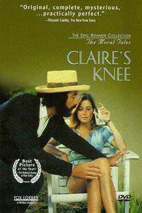 Claire's Knee main cover