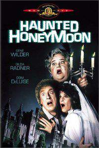 Haunted Honeymoon main cover