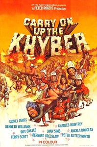 Carry On... Up the Khyber main cover