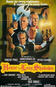 House of the Long Shadows main cover