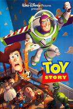 Toy Story movie cover