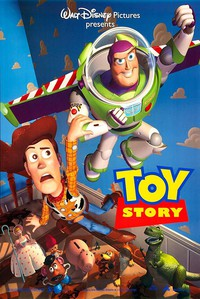 Toy Story main cover