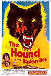 The Hound of the Baskervilles main cover