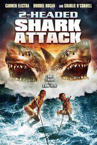 2-Headed Shark Attack main cover