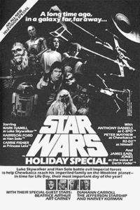 The Star Wars Holiday Special main cover