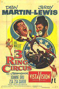3 Ring Circus main cover