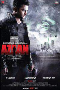 Aazaan main cover
