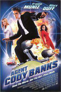 Agent Cody Banks main cover