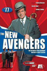 The New Avengers movie cover