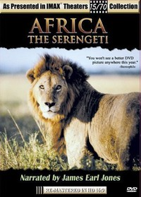 Africa: The Serengeti main cover