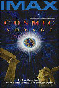 Cosmic Voyage main cover