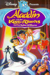 Aladdin and the King of Thieves main cover