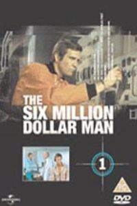 The Six Million Dollar Man movie cover