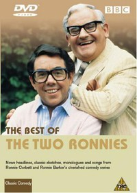 The Two Ronnies movie cover