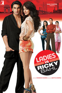 (Dimple Chaddha) Ladies vs. Ricky Bahl main cover