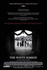 the_white_ribbon movie cover