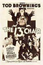 the_thirteenth_chair movie cover