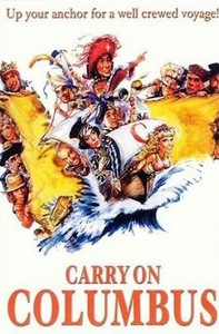 Carry on Columbus main cover