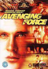 avenging_force movie cover