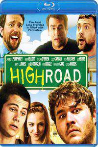 High Road main cover