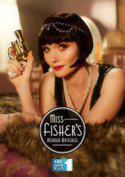 Miss Fisher's Murder Mysteries movie cover