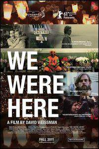 We Were Here main cover