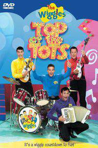 The Wiggles: Top of the Tots main cover