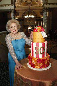 Betty White's 90th Birthday: A Tribute to America's Golden Girl main cover