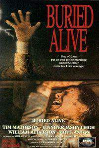 Buried Alive main cover