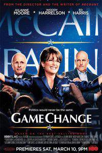 Game Change main cover