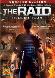 The Raid: Redemption main cover