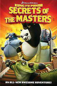 Kung Fu Panda: Secrets of the Masters main cover