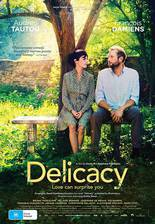 delicacy movie cover