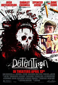 Detention main cover