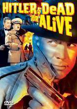 hitler_dead_or_alive movie cover