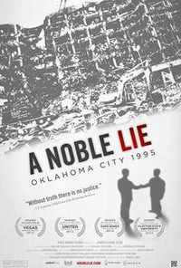 A Noble Lie: Oklahoma City 1995 main cover