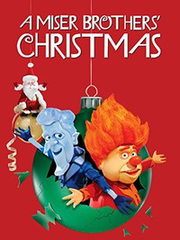 A Miser Brothers' Christmas main cover
