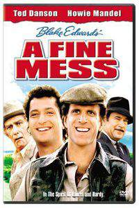 A Fine Mess main cover