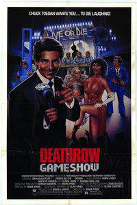 Deathrow Gameshow main cover