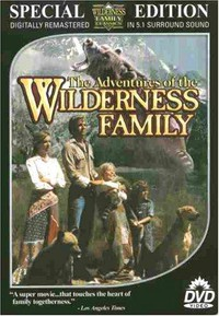The Adventures of the Wilderness Family main cover