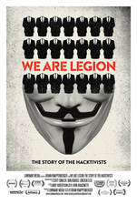 We Are Legion: The Story of the Hacktivists movie cover